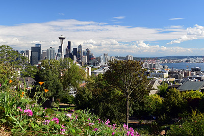 Space Needle & Seattle Skyline | Seattle, WA