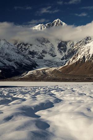 McGinnis Peak - Fresh Snow