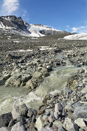 Stream and Icefall