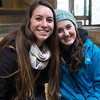 Katie and Lauren