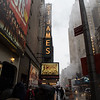 St. James Theatre (Birdman location) at Times Square, NYC