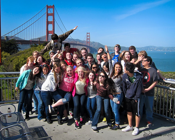 TLHS Choir Tour 2014