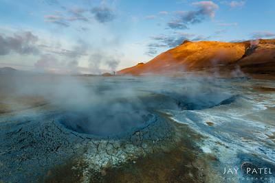 Namaskard, Iceland