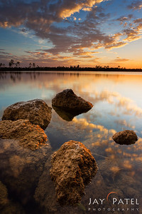 Pine Glades Lake, Everglades National Park, Florida (FL), USA