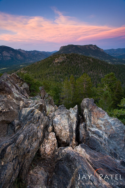 Rock Mountain National Park, Colorado (CO), USA