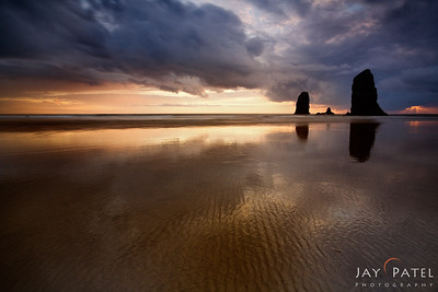 Canon Beach, Oregon (OR), USA