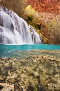 Navajo Falls, Havasu Canyon, Arizona (AZ), USA