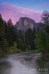 Halfdome, Yosemite National Park, California (CA), USA