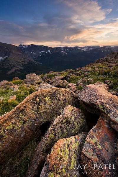 The Tundra, Rocky Mountain National Park, Colorado (CO), USA