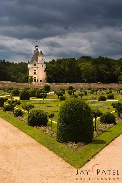 Chanencou Castle Loire Valley, France