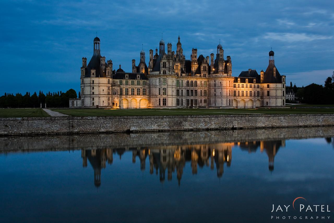 Chambord Castle, Loire Valley, France