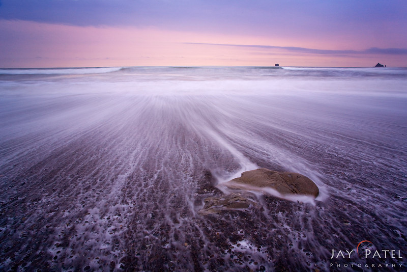 Rialto Beach, Olympic National Park; Washington (WA); USA