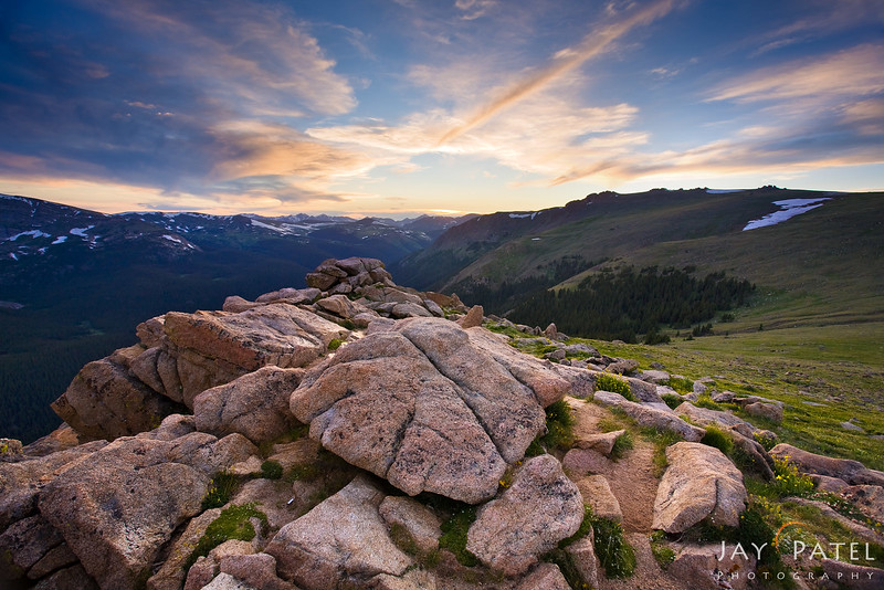 The Tundra, Rocky Mountain National Park, Colorado (CO), USA
