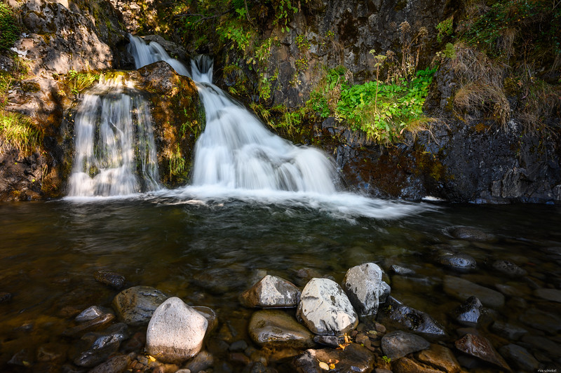 Little waterfall