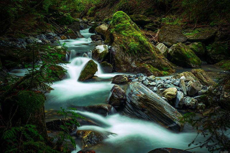 Mountain river #3