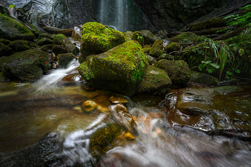 Finstersee waterfall #2