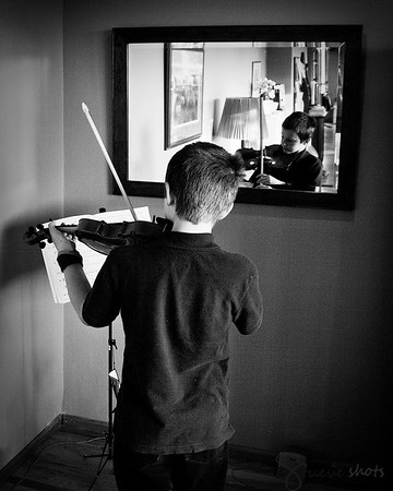 And Celtic fiddle lessons continue.  Timothy especially likes attending Celtic and bluegrass fiddle jams...although he also intends to learn to play the Doctor Who theme song and Kirby music.
