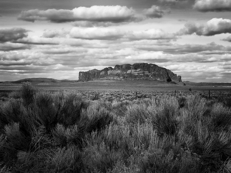Fort Rock, Oregon
