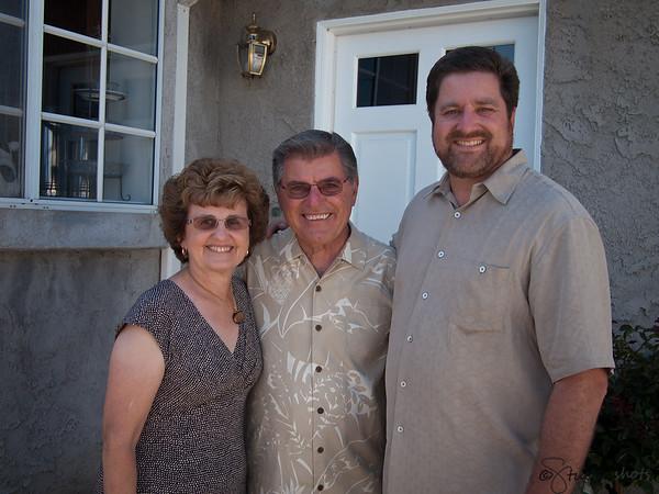 John and Dorothy's 50th Anniversary