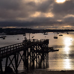 Southwest Harbor Pier | Mount Desert Island, Maine