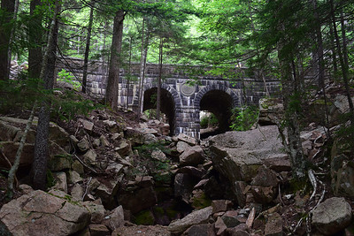 Deer Creek Bridge | Acadia National Park