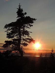 Cadillac Mountain Sunset | Acadia National Park