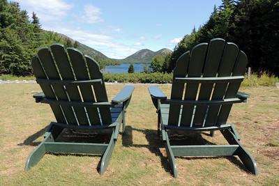 Jordan Pond House | Acadia National Park