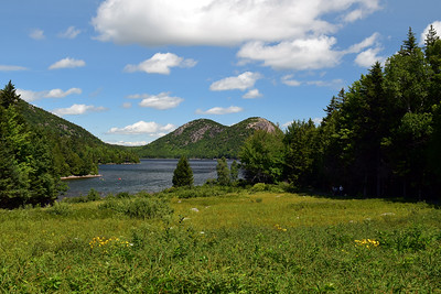 Jordan Pond | Acadia National Park