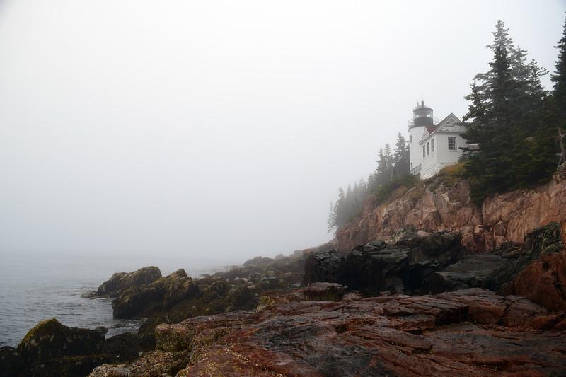 Bass Harbor Lighthouse   Acadia National Park