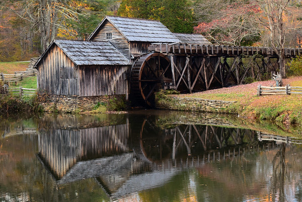 Mabry Mill | Blue Ridge Parkway