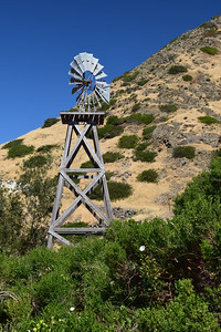 Scorpion Ranch Windmill | Channel Islands National Park