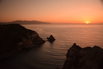 Potato Harbor Sunset | Channel Islands National Park