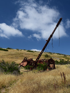 Abandoned Oil Well | Channel Islands National Park