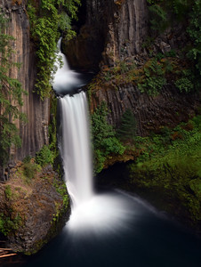 Toketee Falls | Umpqua National Forest, OR