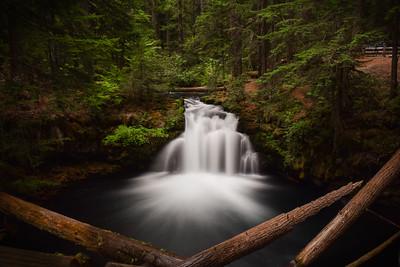 Whitehorse Falls | Umpqua National Forest, Oregon