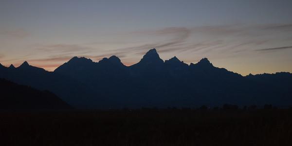 Teton Sunset | Grand Teton National Park