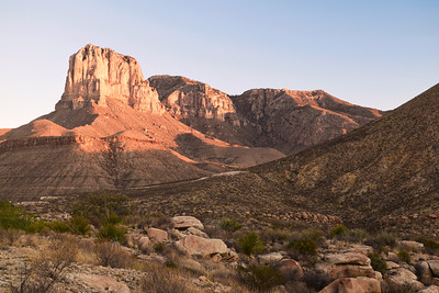 El Capitan | Guadalupe Mountains NP