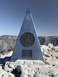 Guadalupe Peak | Guadalupe Mountains NP
