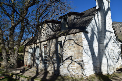 Frijole Ranch House | Guadalupe Mountains NP