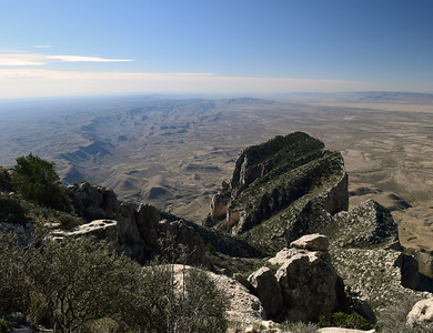 Guadalupe Peak Trail | Guadalupe Mountains NP