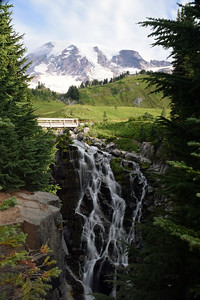 Myrtle Falls | Mount Rainier National Park