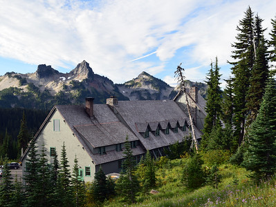 Paradise Inn | Mount Rainier NP
