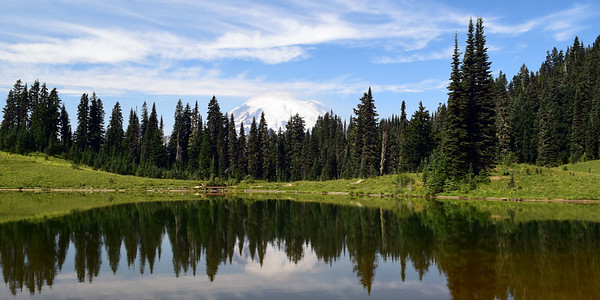 Rainier Reflection | Mount Rainier