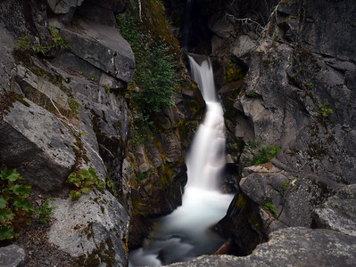 Upper Christine Falls | Mt Rainier NP