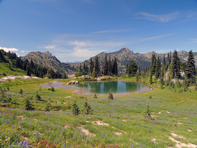 AlpineLake | Mount Rainier