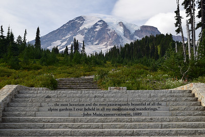 Muir Quote | Mount Rainier National Park