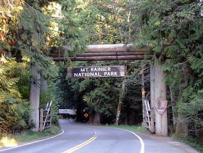 West Entrance | Mount Rainier National Park