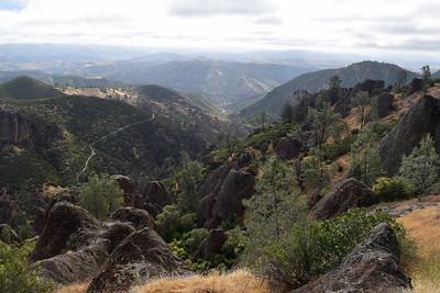 High Peaks Trail | Pinnacles National Park