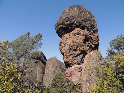 Face of Pinnacles | Pinnacles National Park
