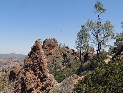 High Peaks Trail | Pinnacles NP